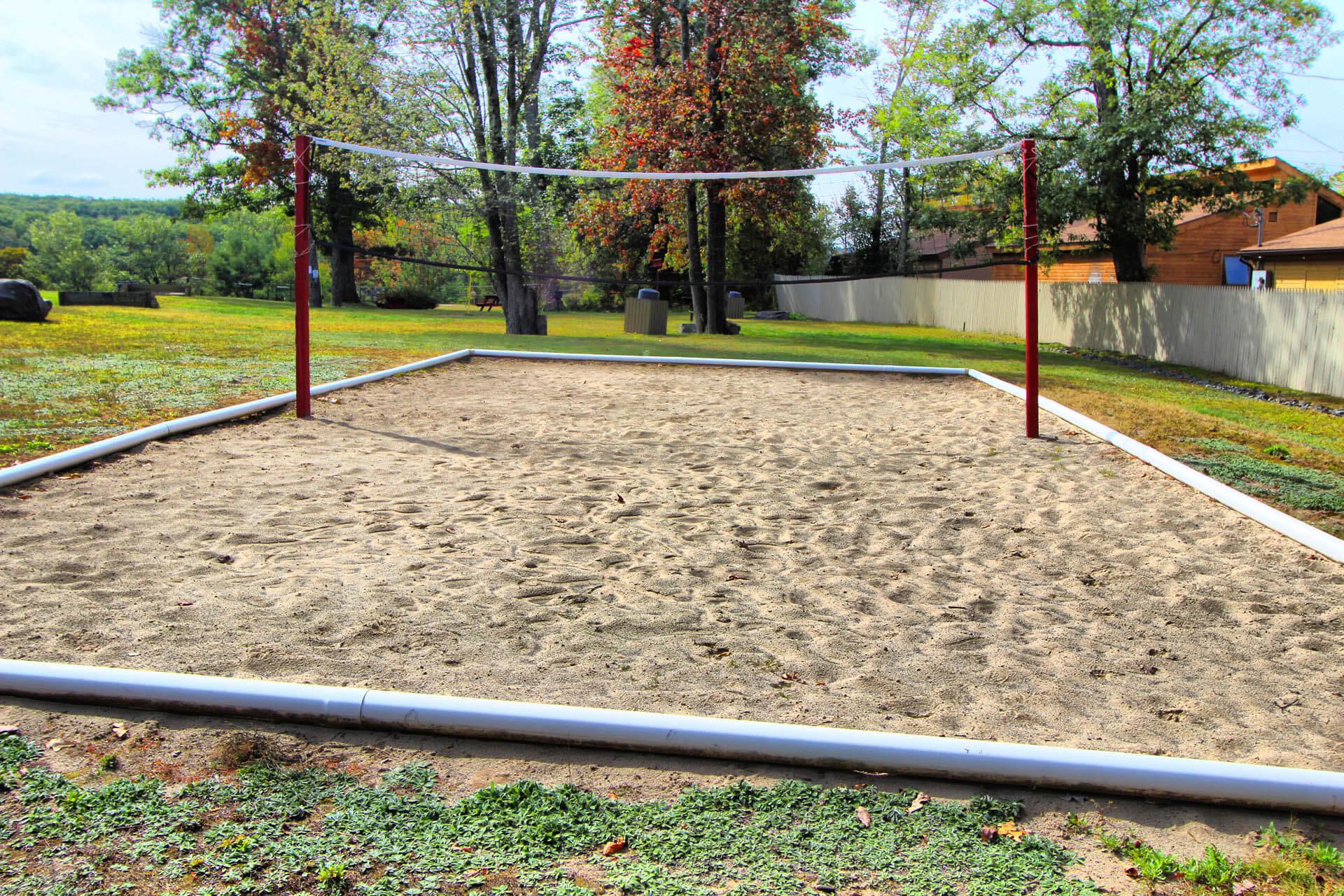 Tanglewood Resort Volleyball