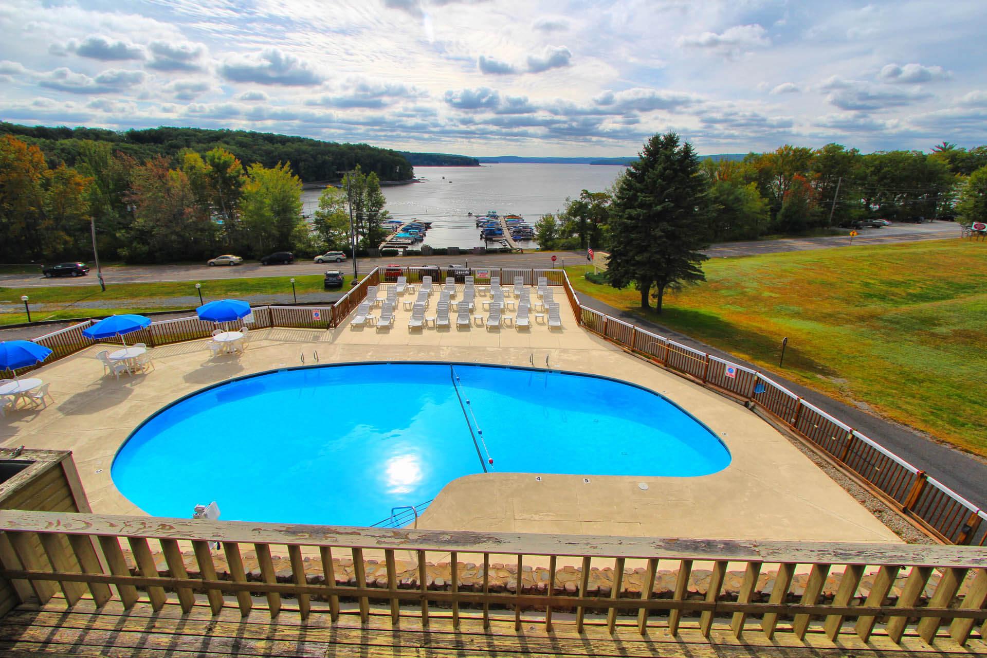 Tanglewood Resort Pool