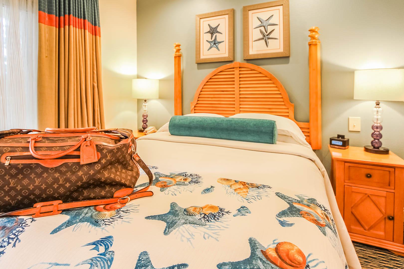 Cove at Yarmouth Bedroom