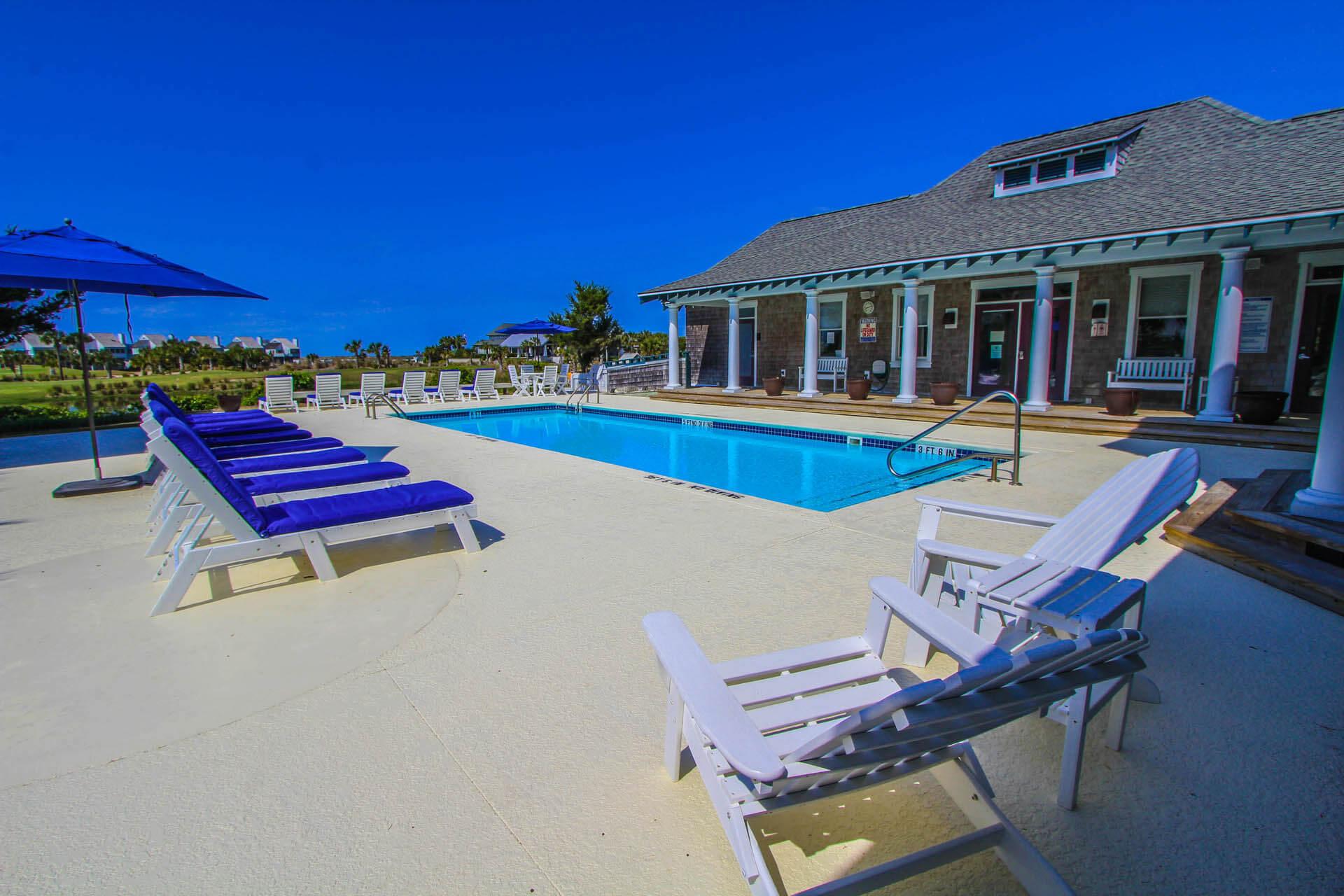 The Hammocks Bald Head Island Pool