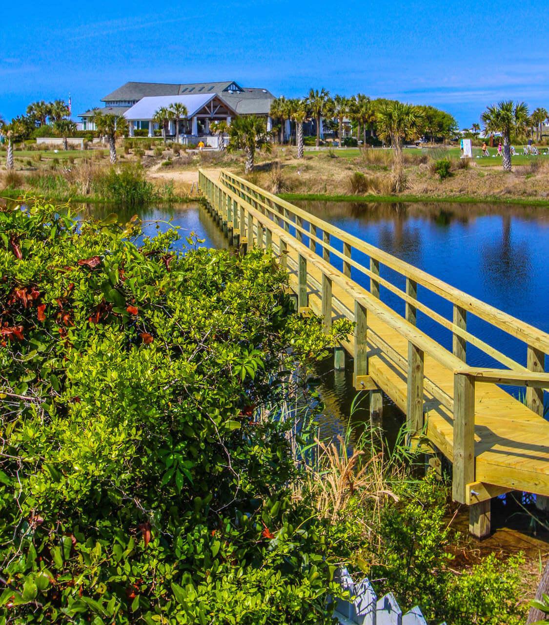 The Hammocks Bald Head Island Common Area