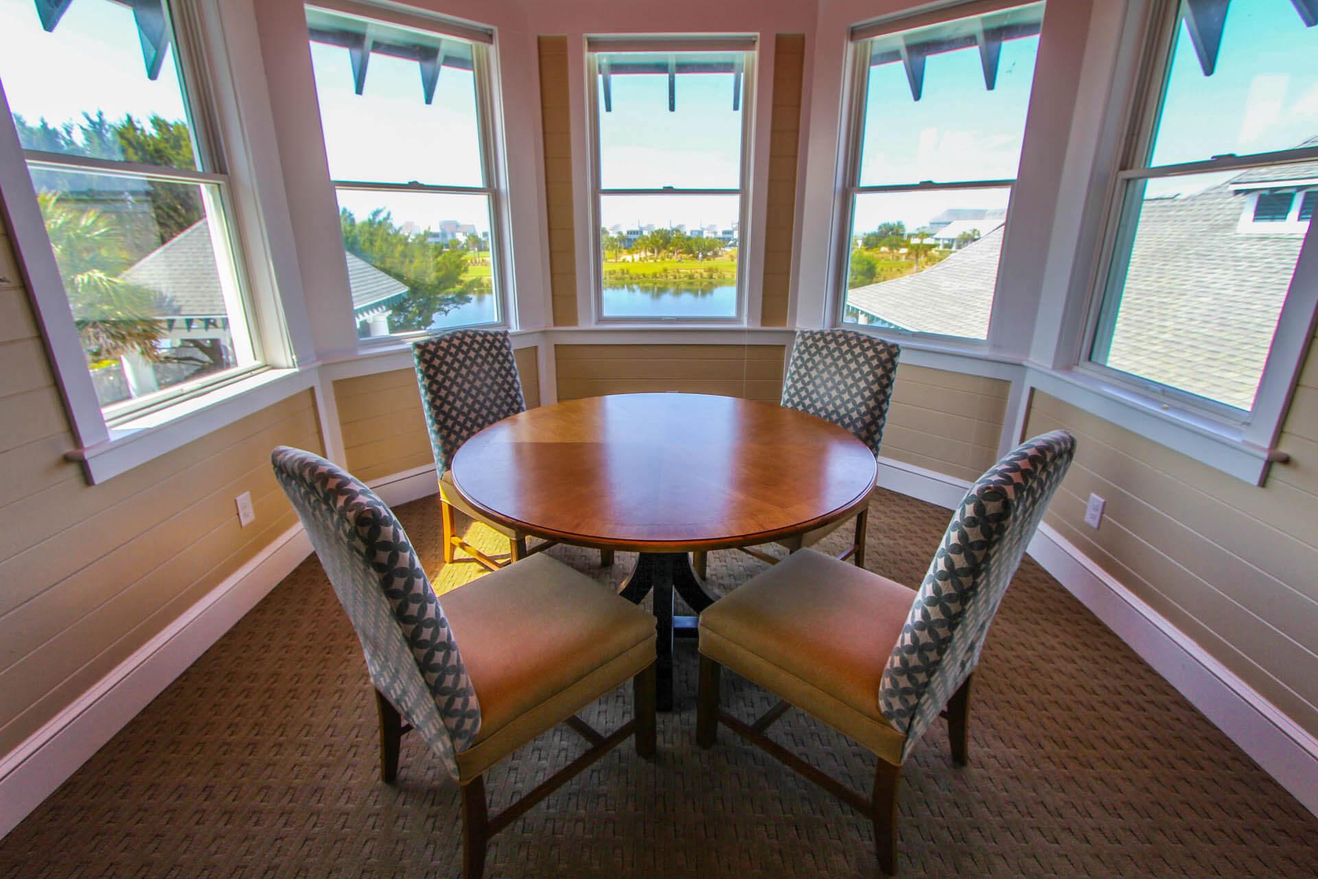 The Hammocks Bald Head Island Dining Room