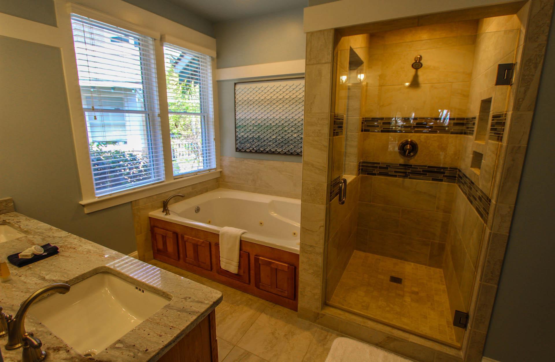 The Hammocks Bald Head Island Bathroom