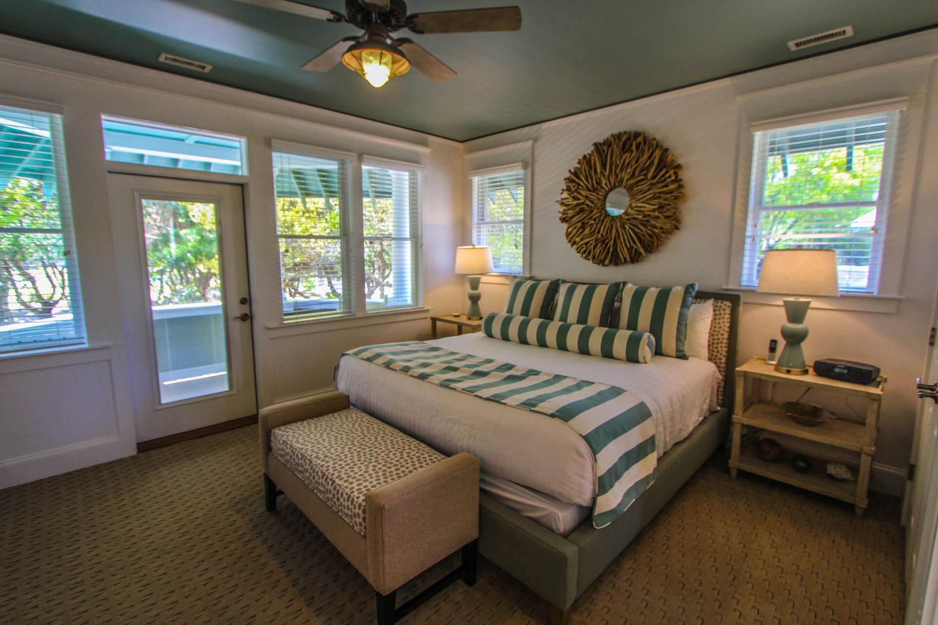 The Hammocks Bald Head Island Bedroom