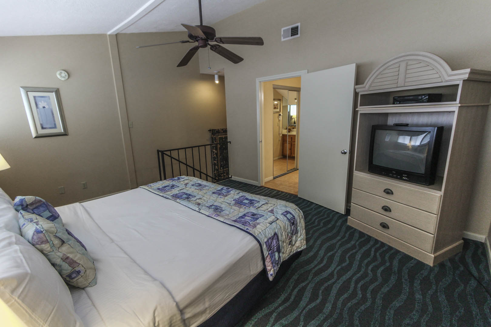 The Landing At Seven Coves Bedroom