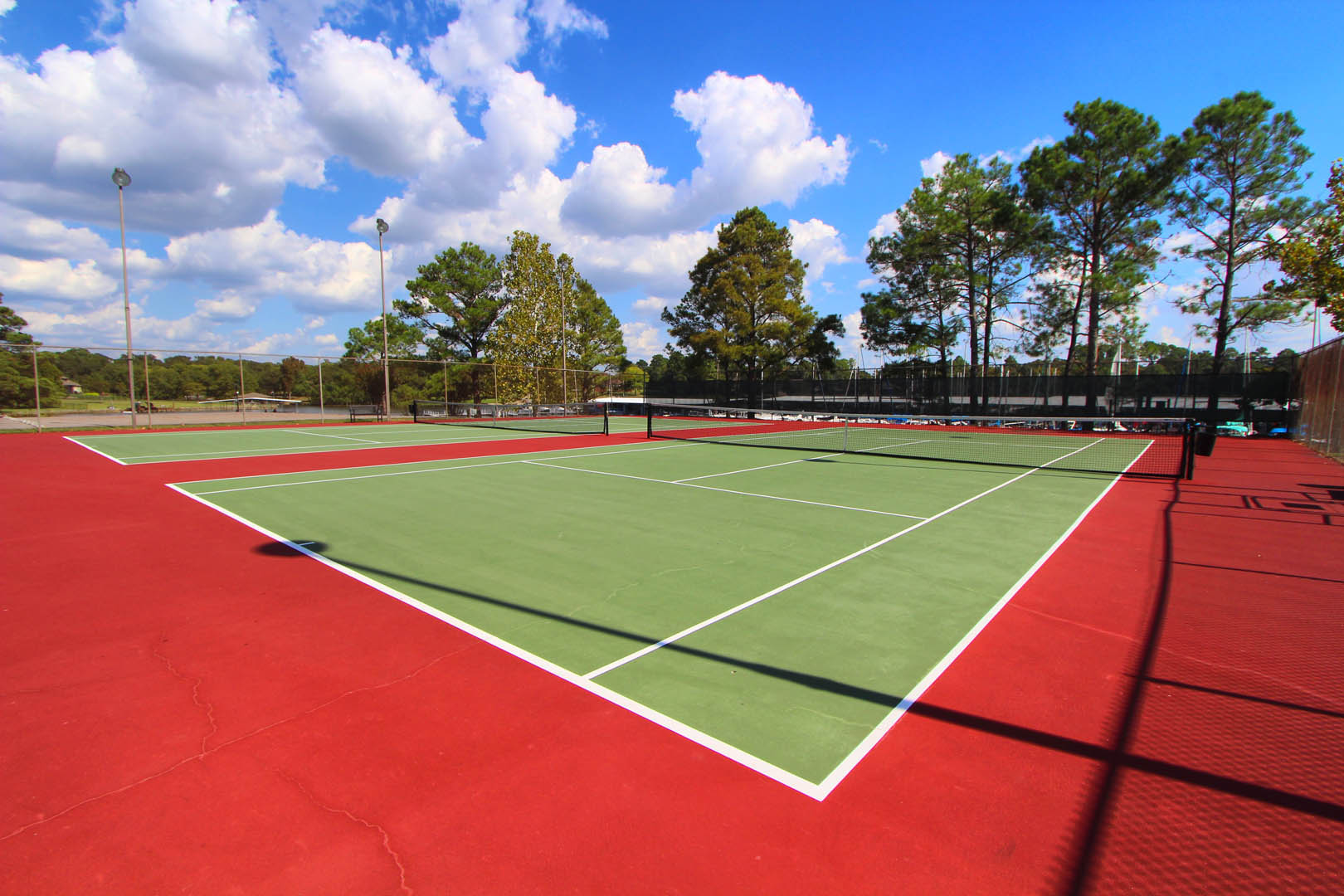 The Landing At Seven Coves Tennis Court