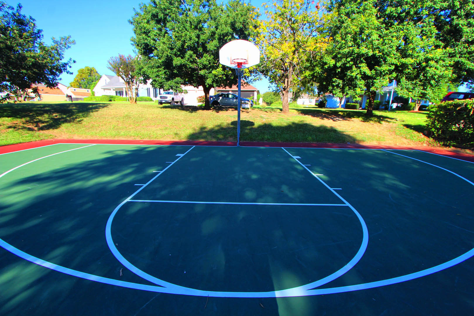 The Landing At Seven Coves Basketball Court