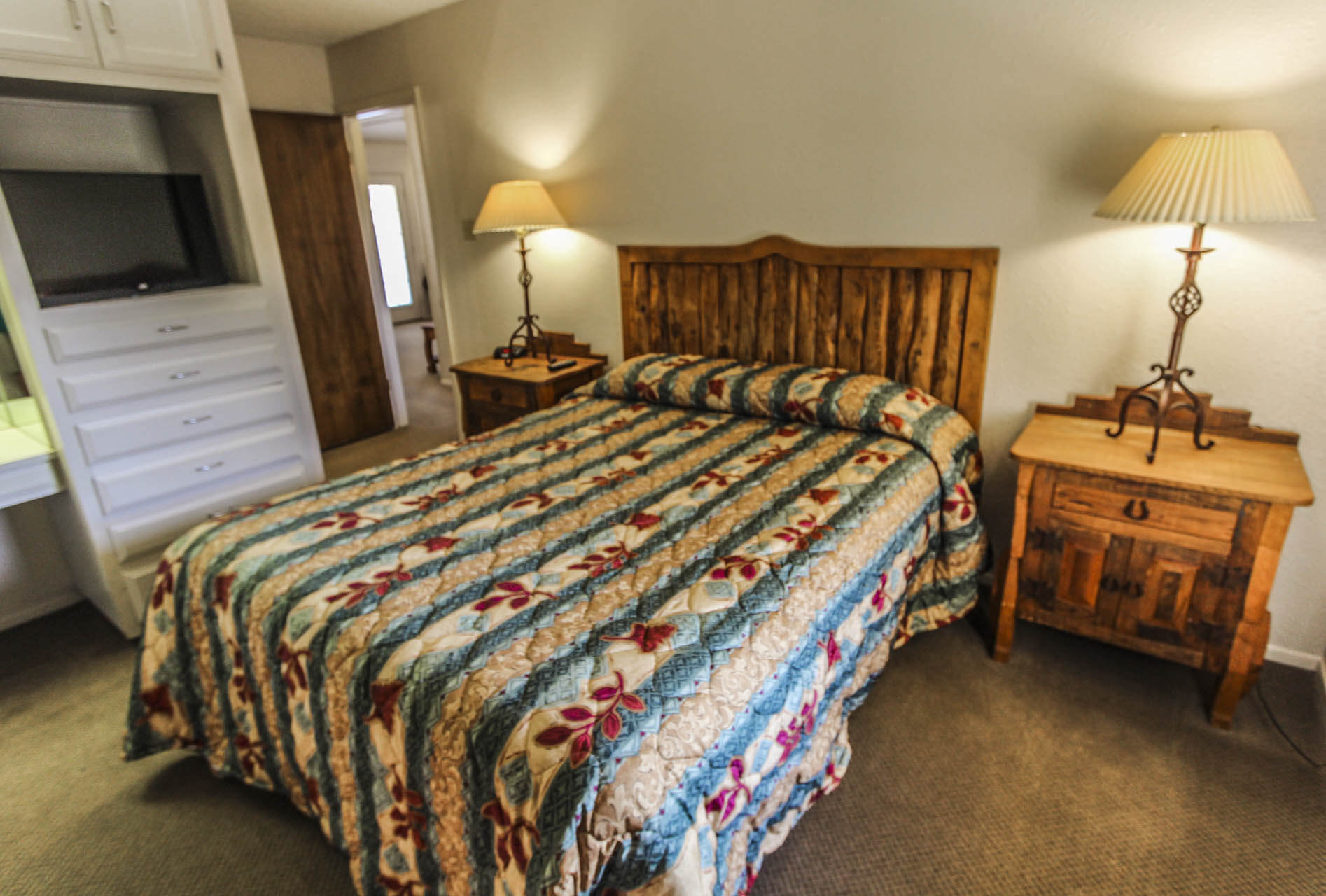 The Shores Lake Travis Bedroom