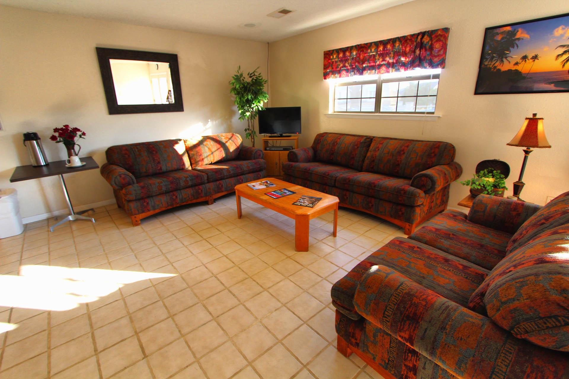 The Shores Lake Travis Living Room