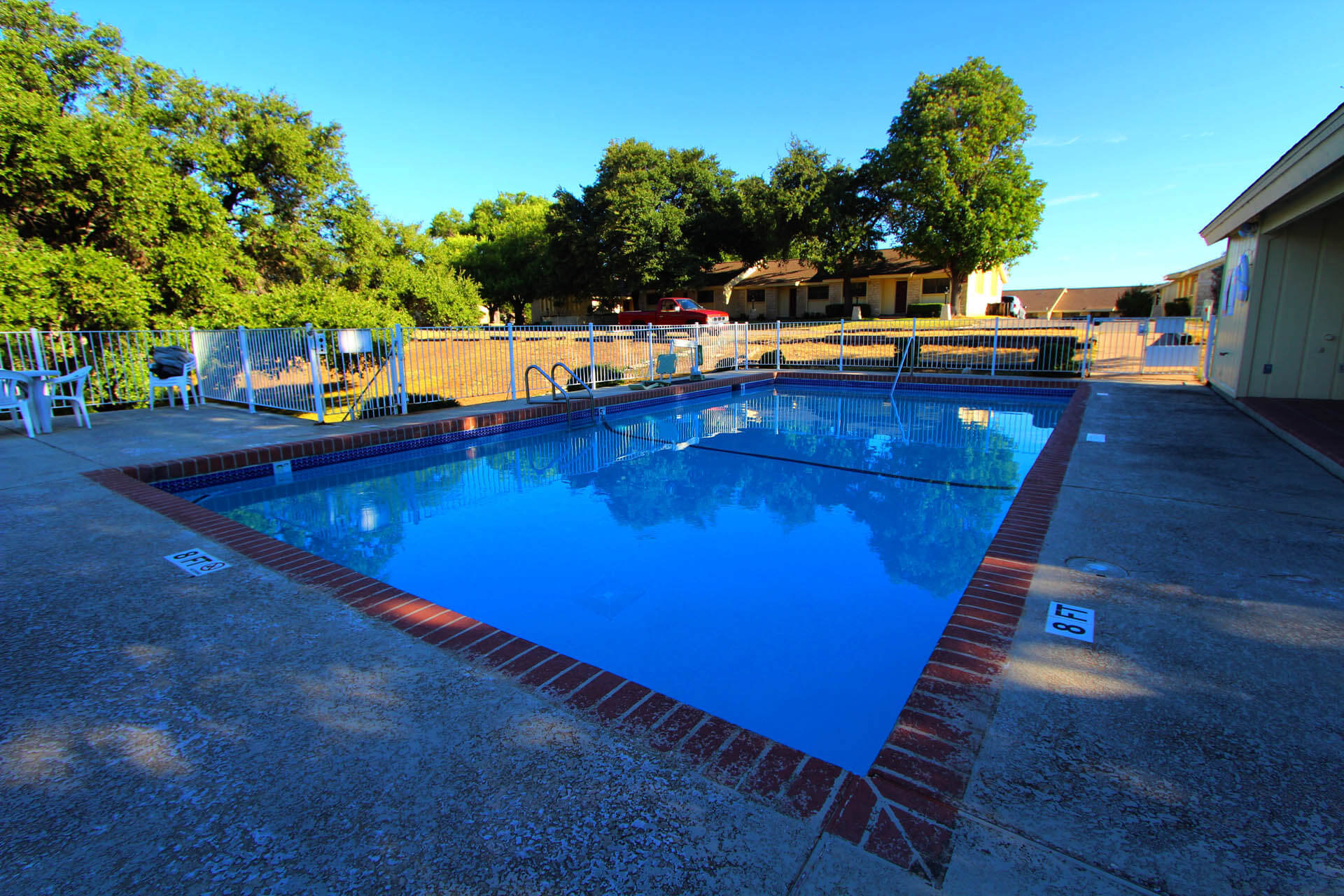 The Shores Lake Travis Pool