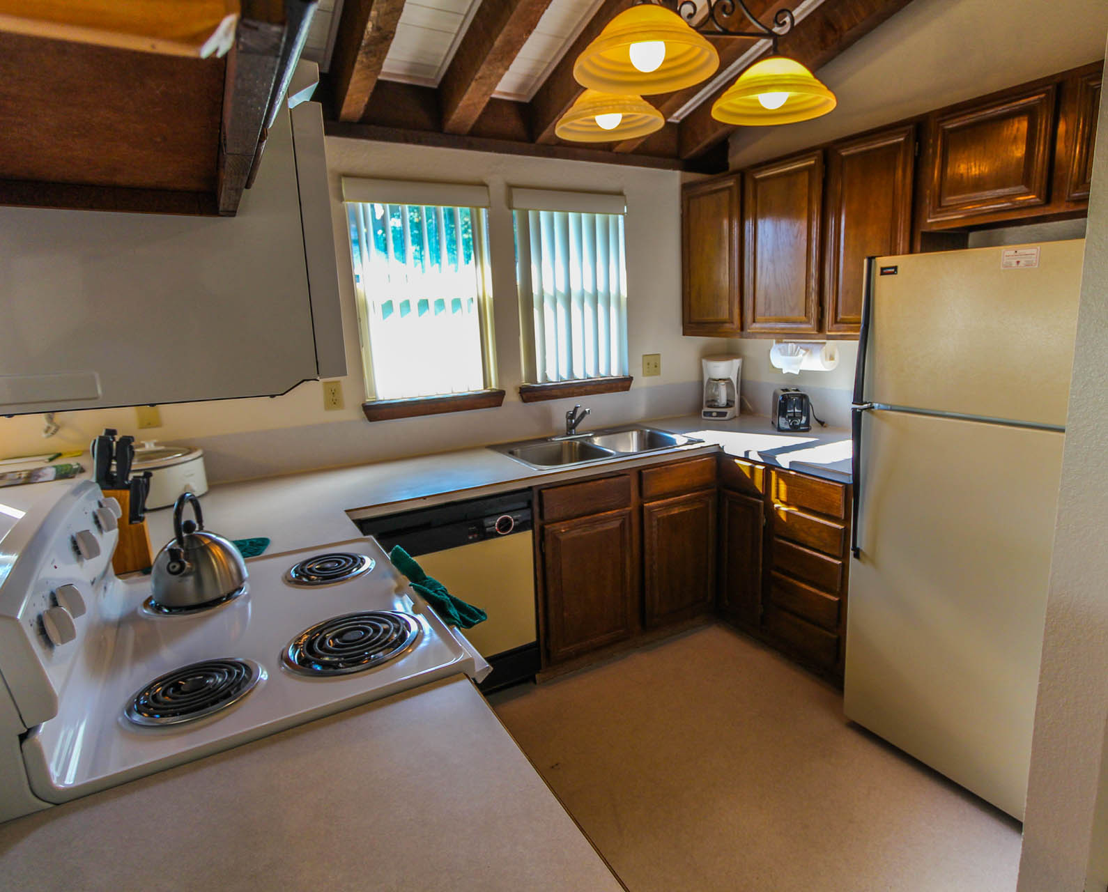The Timbers Kitchen
