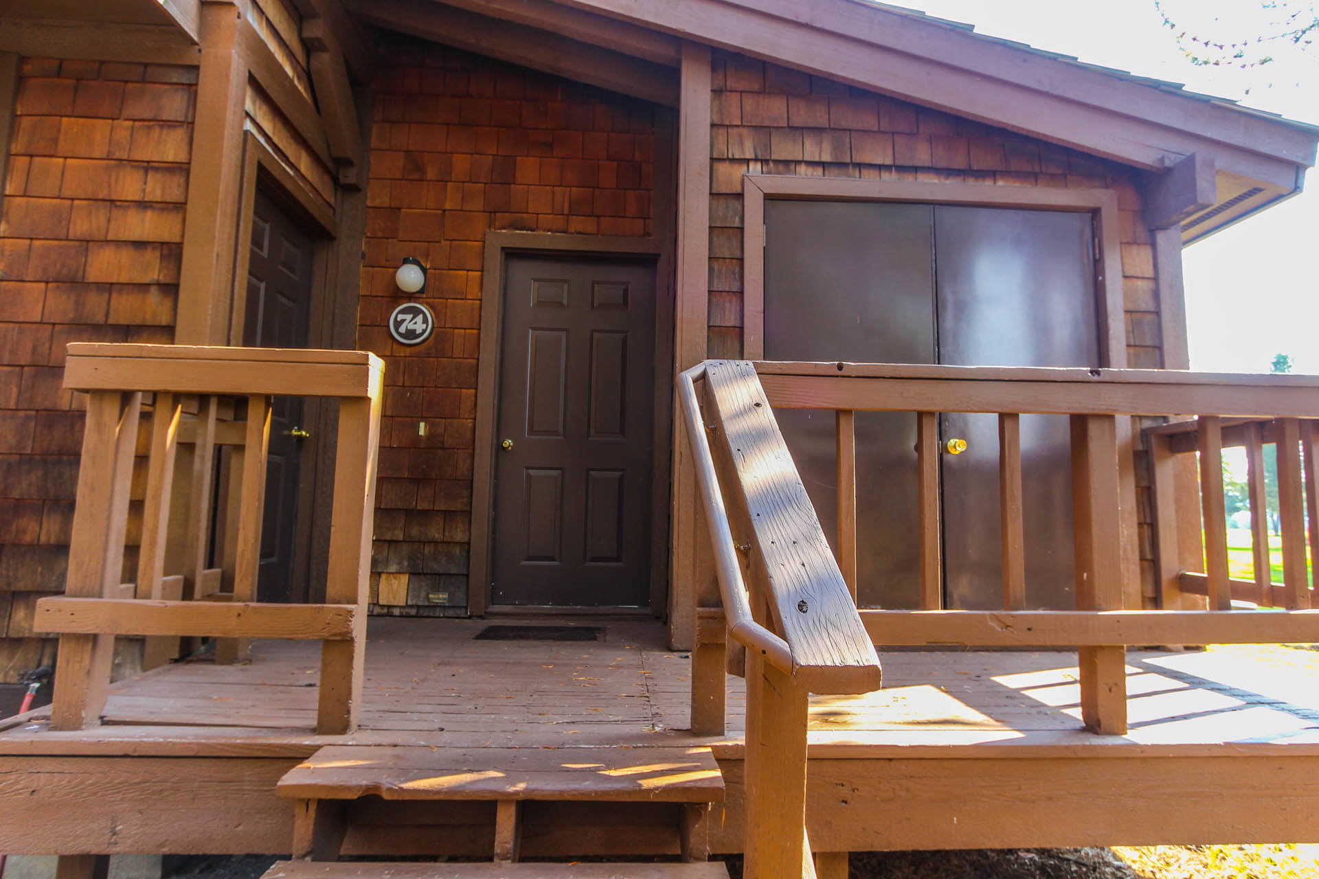 The Timbers Exterior Unit