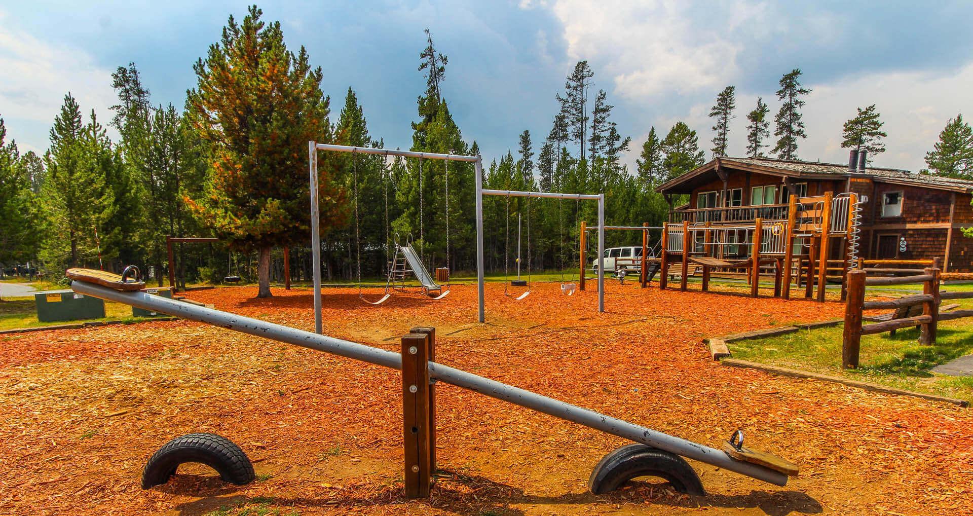 The Timbers Playground