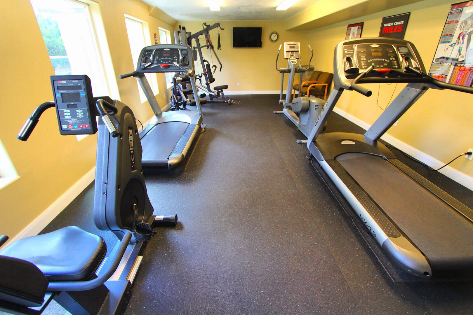 Villas At Southgate Gym