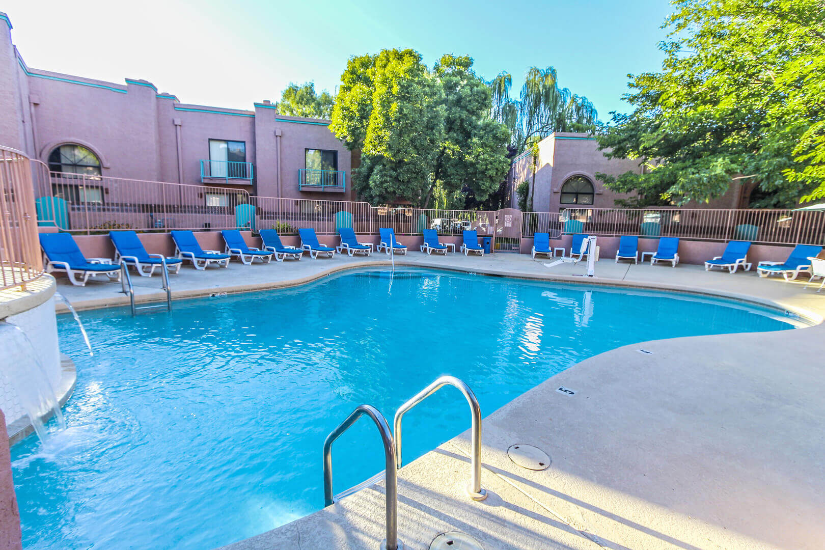 Villas Of Sedona Pool