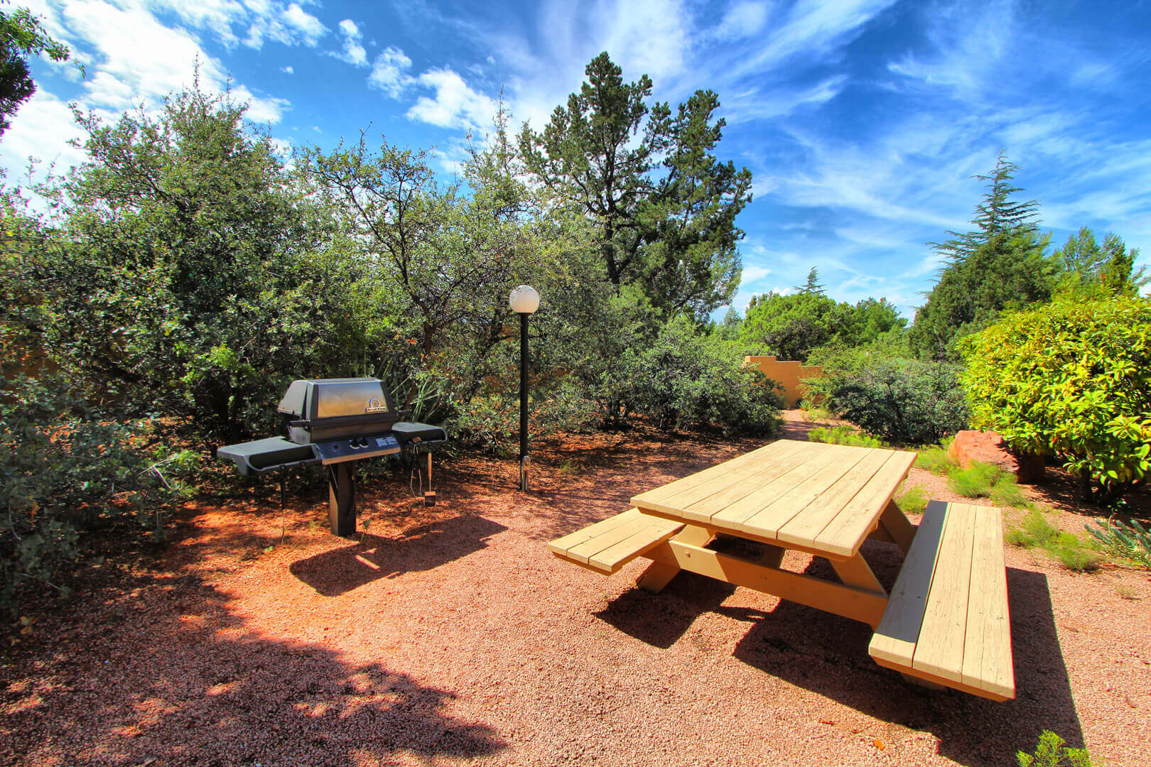 Villas Of Sedona Picnic Area