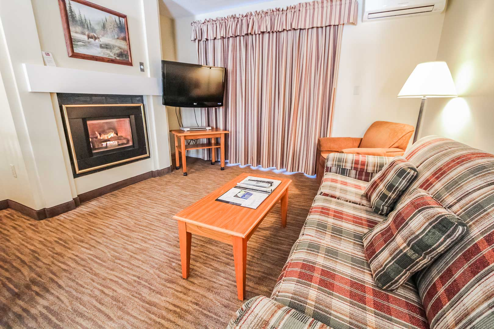 Village At Loon Mountain Living Room