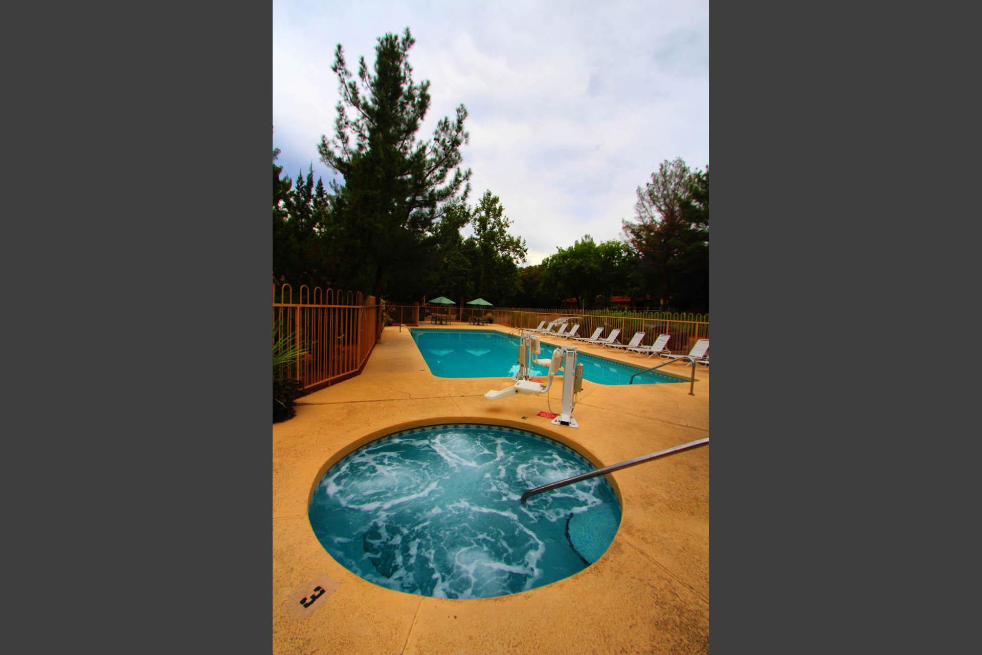 Villas At Poco Diablo Pool