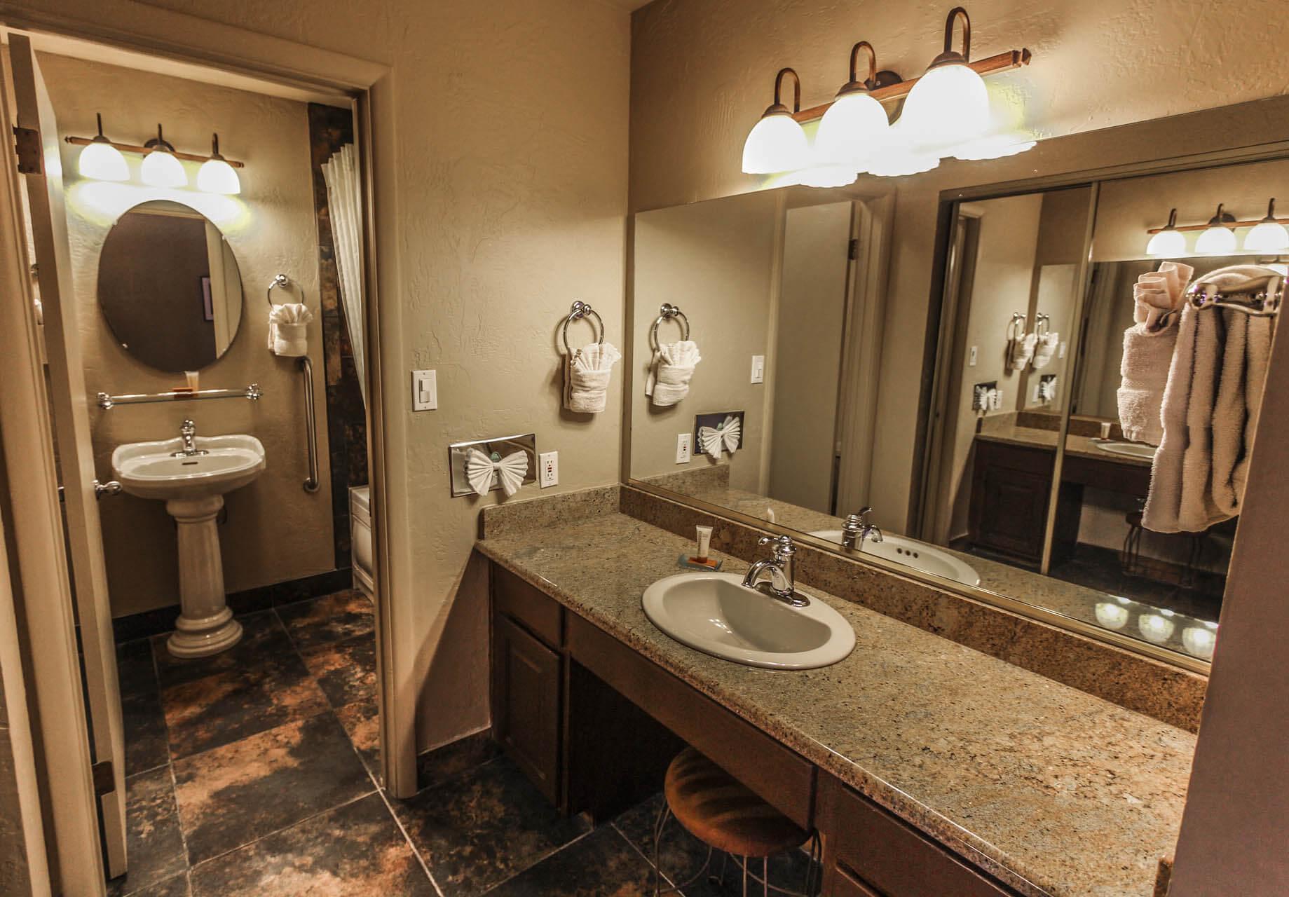Villas At Poco Diablo Bathroom