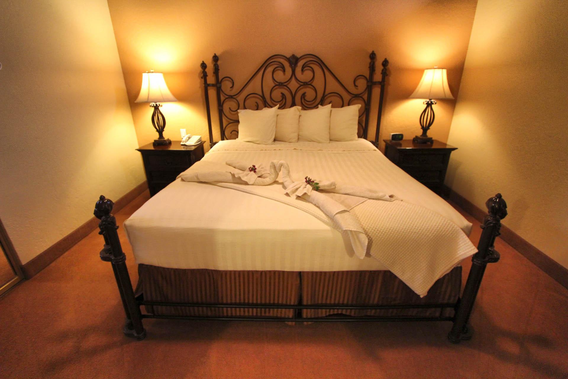 Villas At Poco Diablo Bedroom