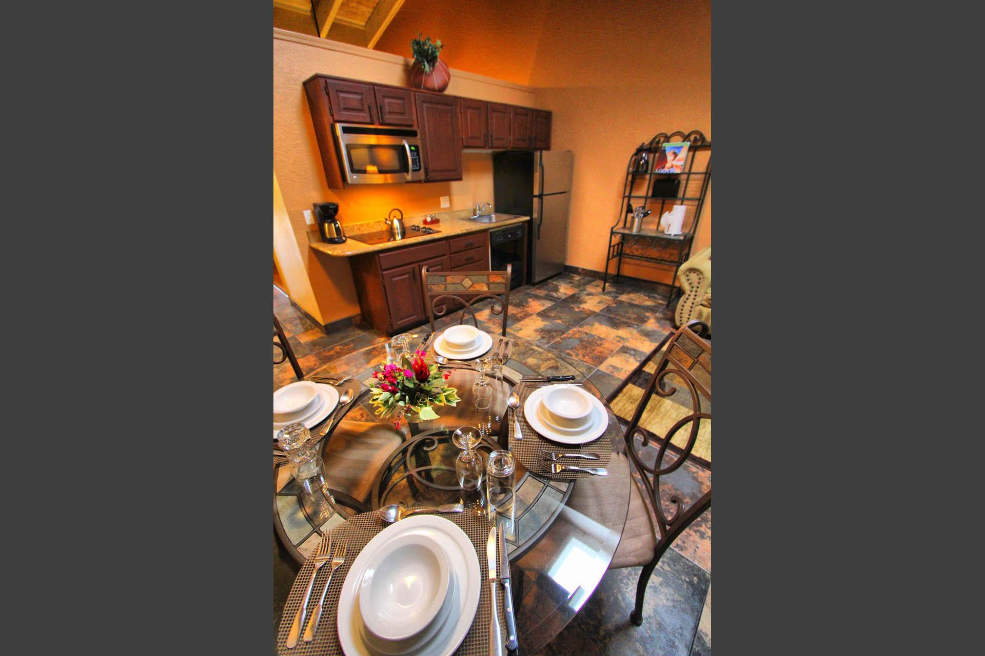 Villas At Poco Diablo Kitchen