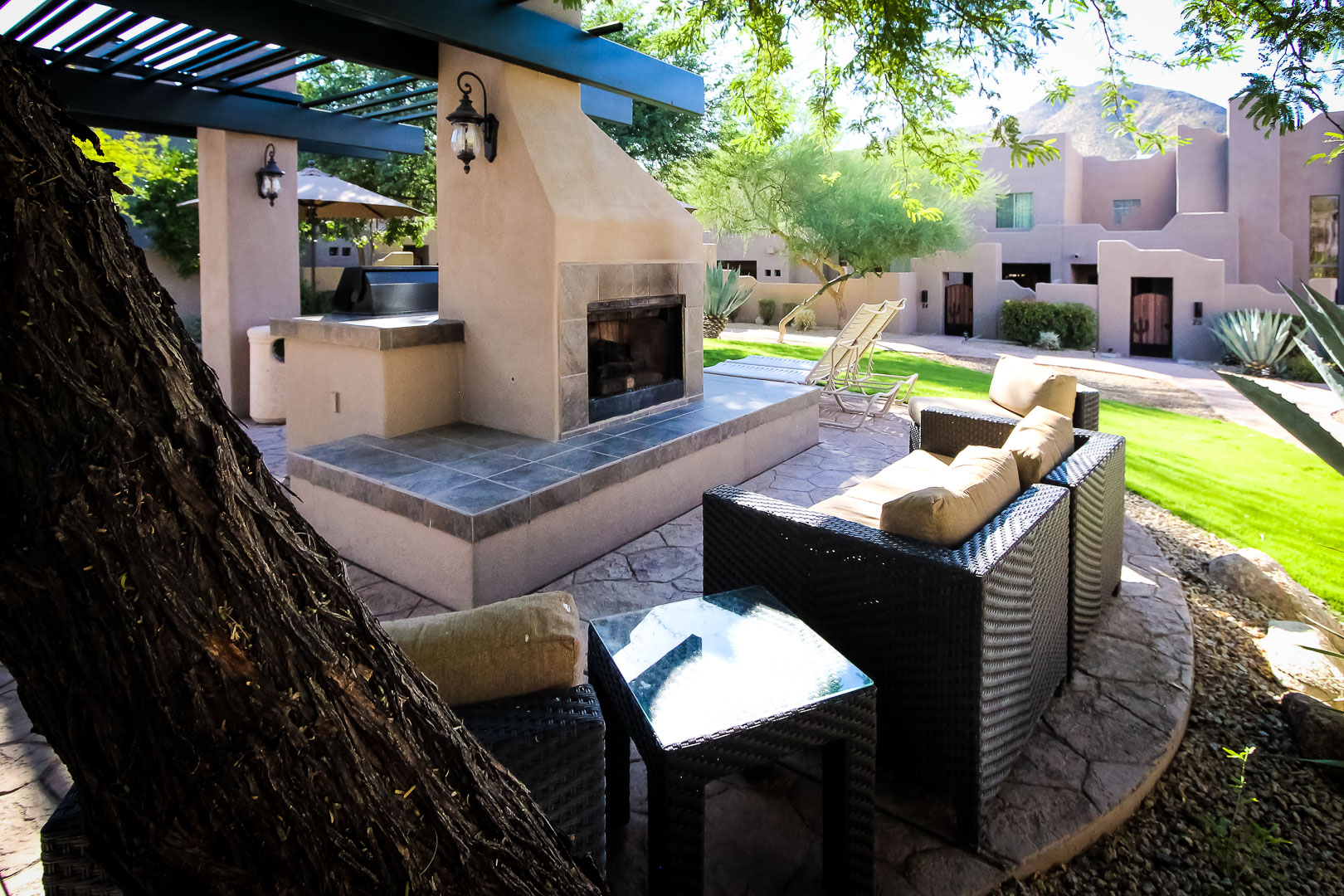 Villas Of Cave Creek Living Room
