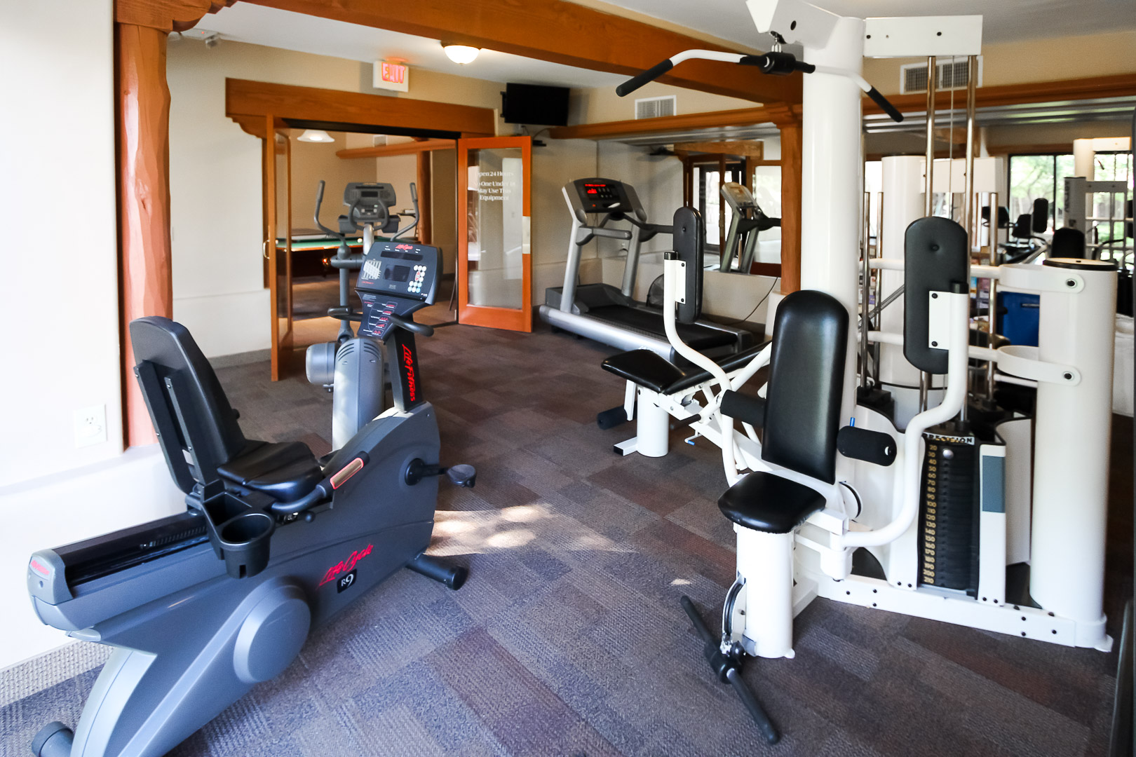 Villas Of Cave Creek Resort Amenities Gym