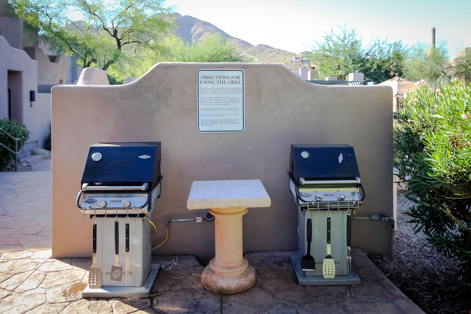 Villas Of Cave Creek Resort Amenities