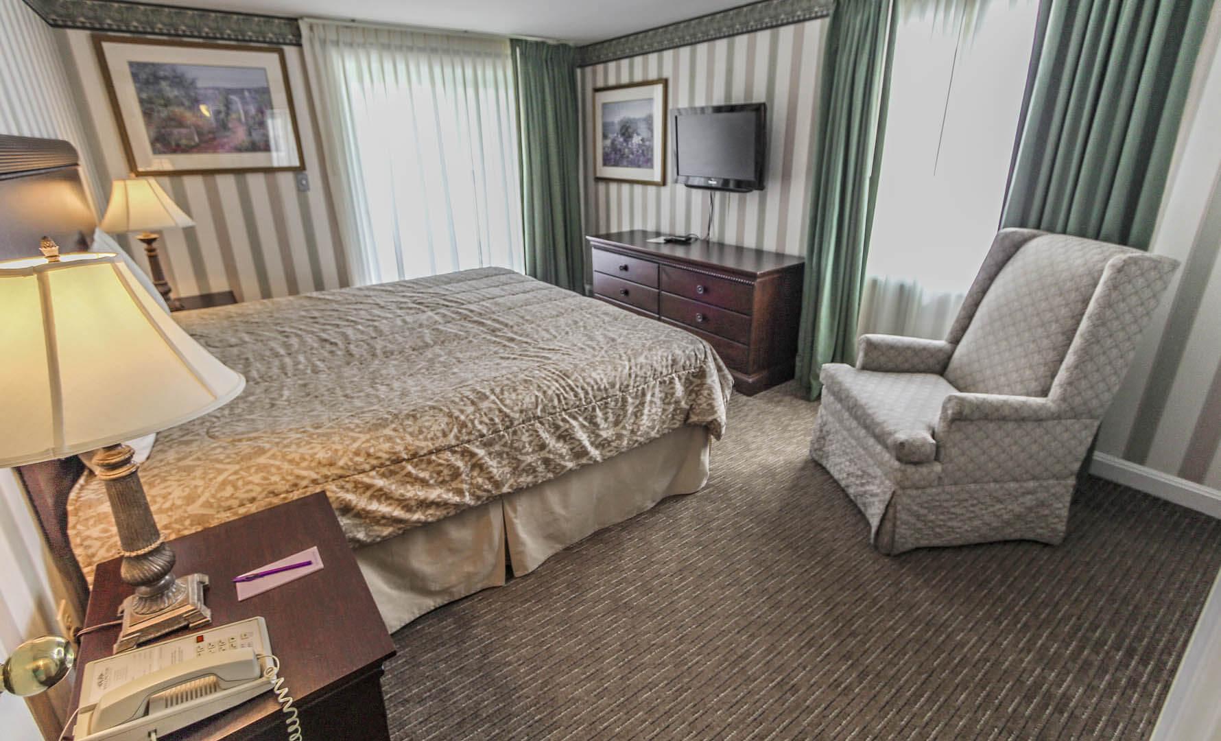 Wellington Resort Bedroom