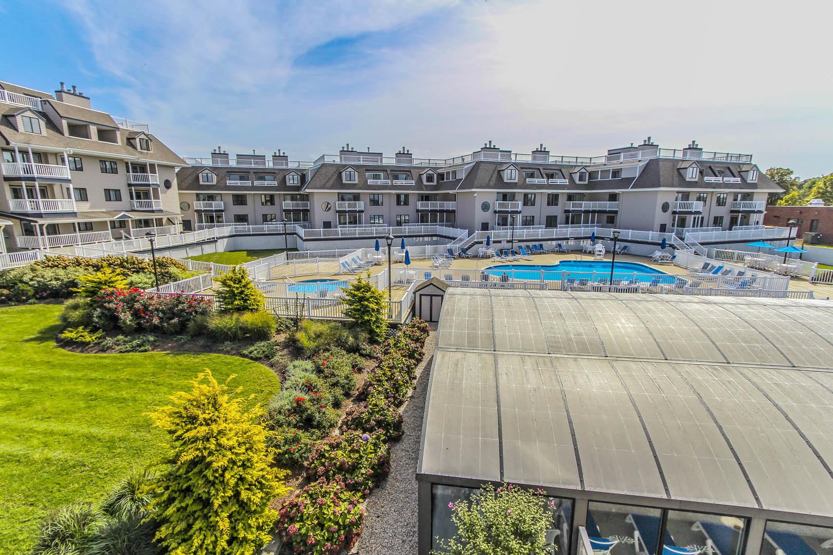 Wellington Resort Common Area