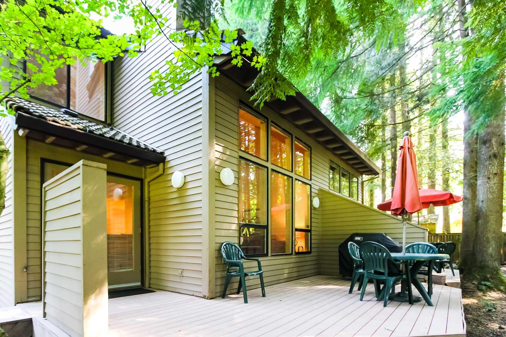 Whispering Woods- Resort Exterior