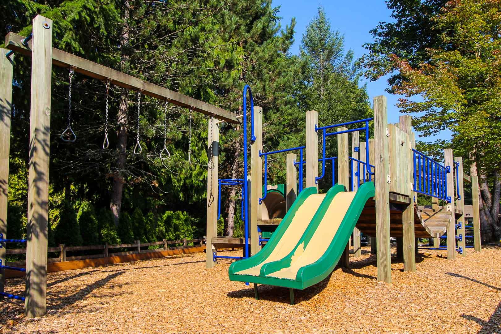 Whispering Woods- Resort Amenities - Playground