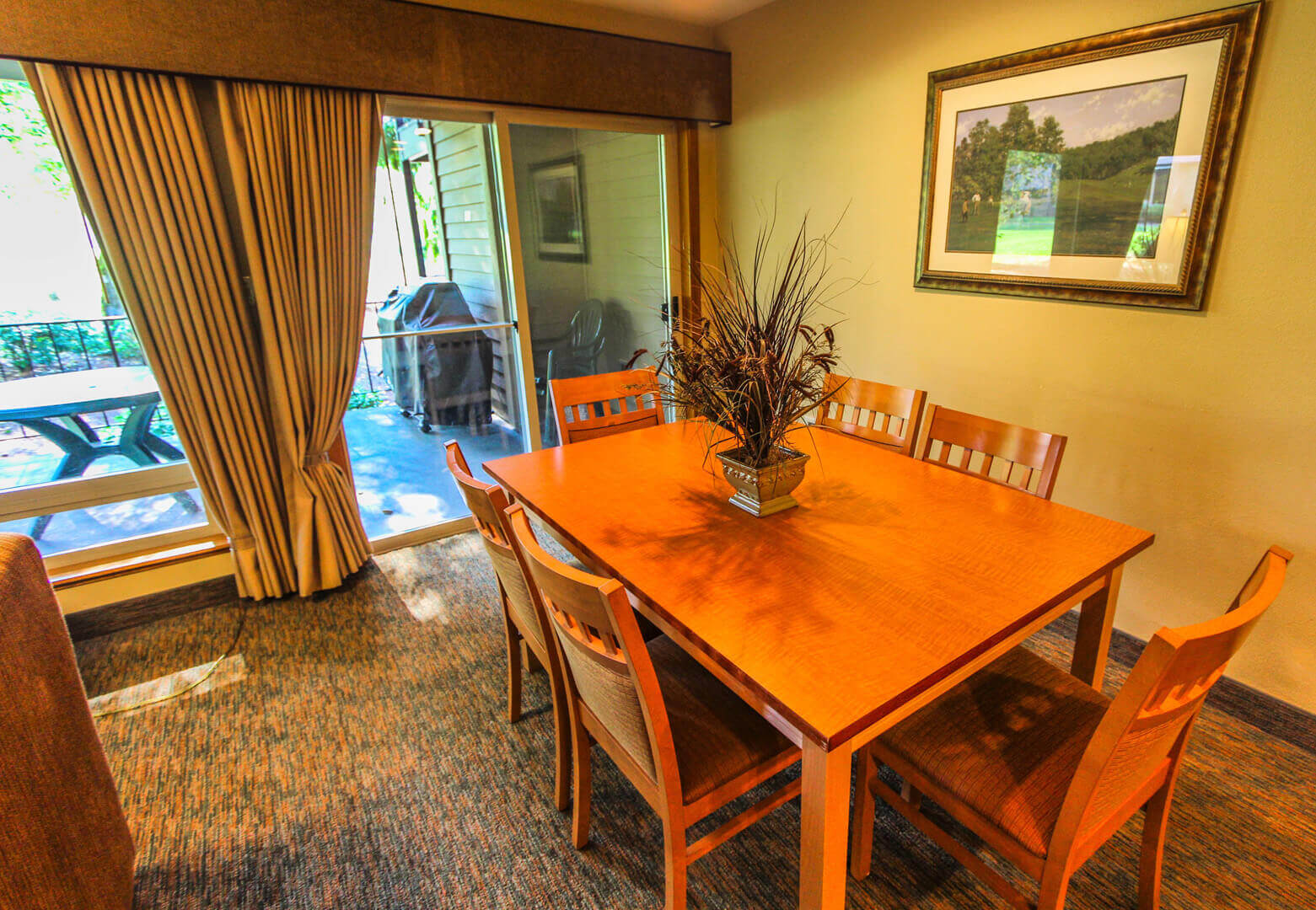 Whispering Woods Dining Room