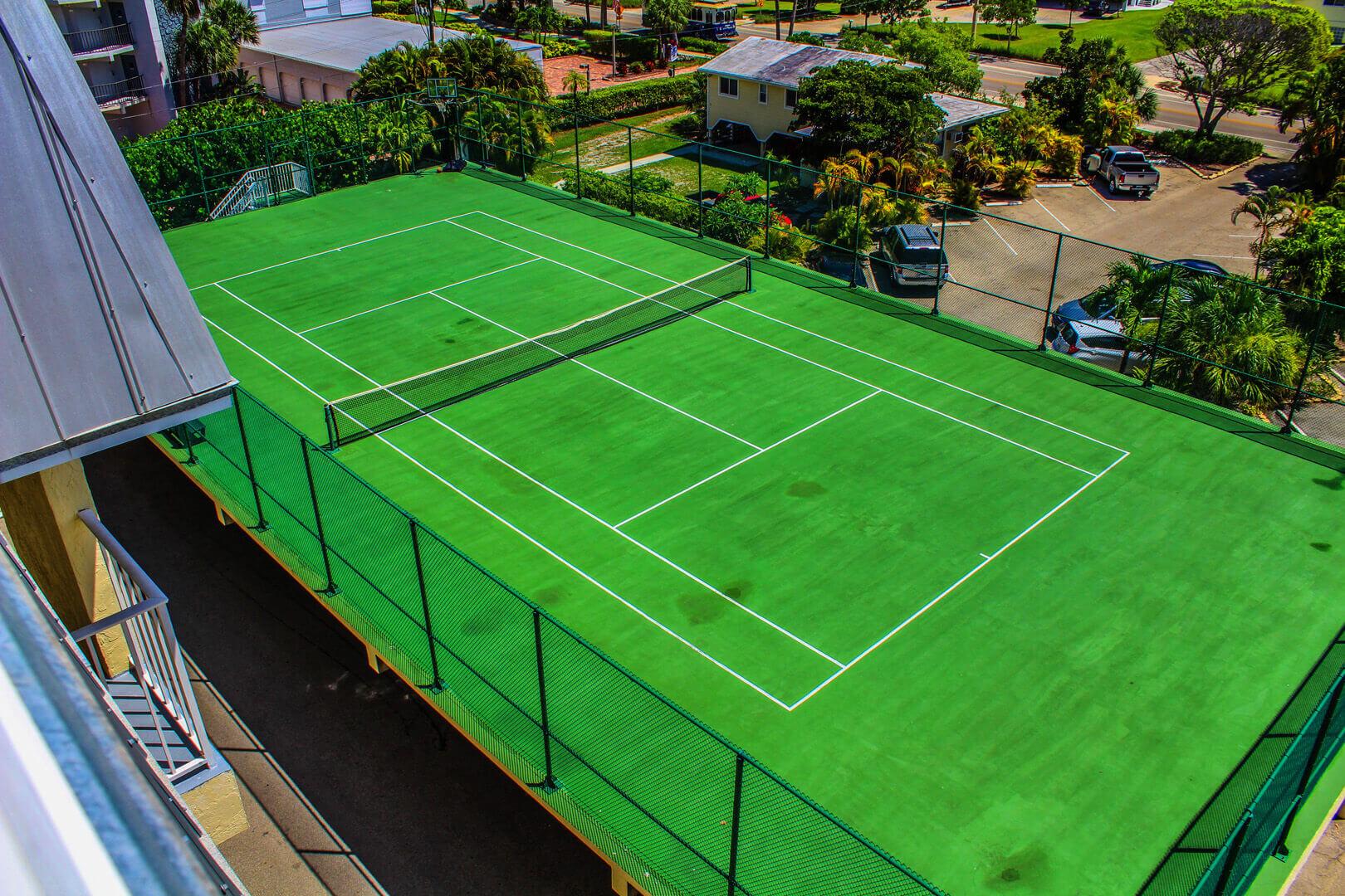 Windward Passage Tennis Court