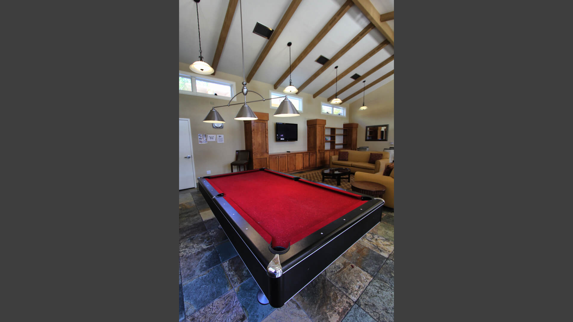 Winners Circle Pool Table