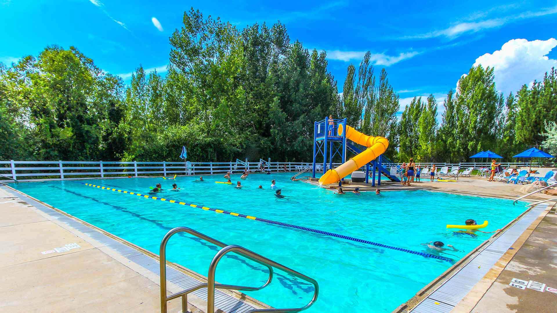 Wolf Creek Village I Pool