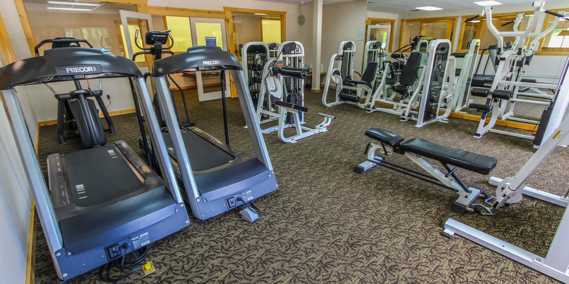 Wolf Creek Village I Gym