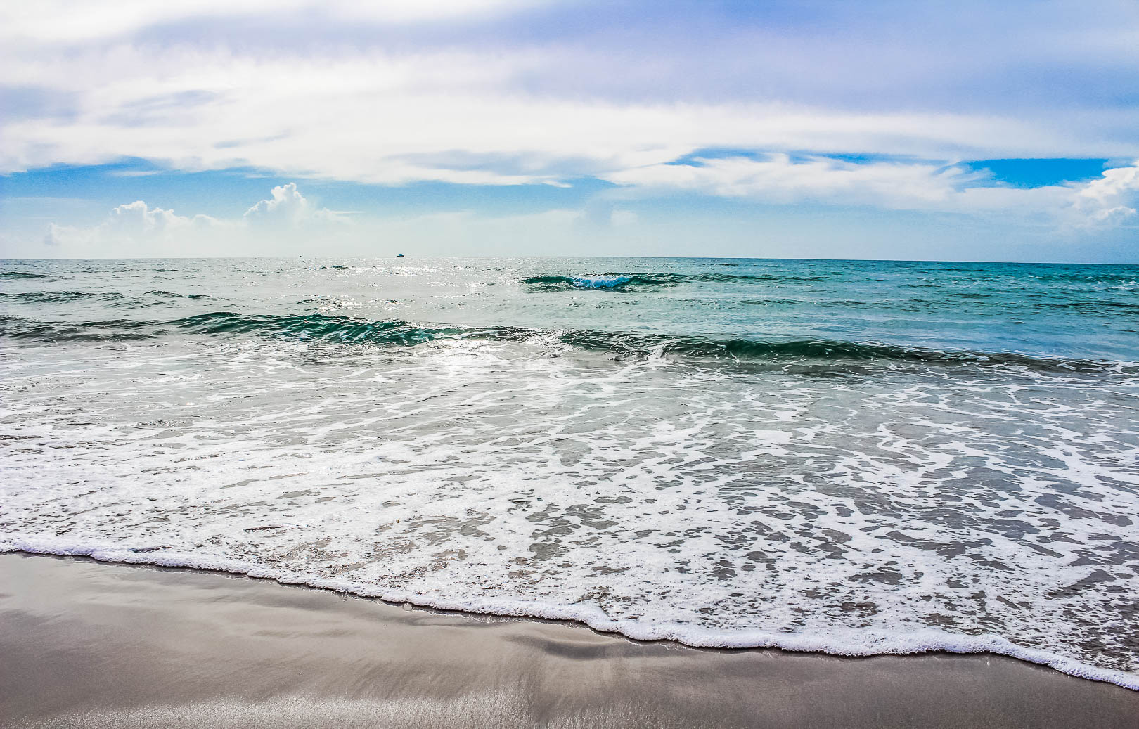 A relaxing ocean view nearby VRI's Berkshire by the Sea in Florida.