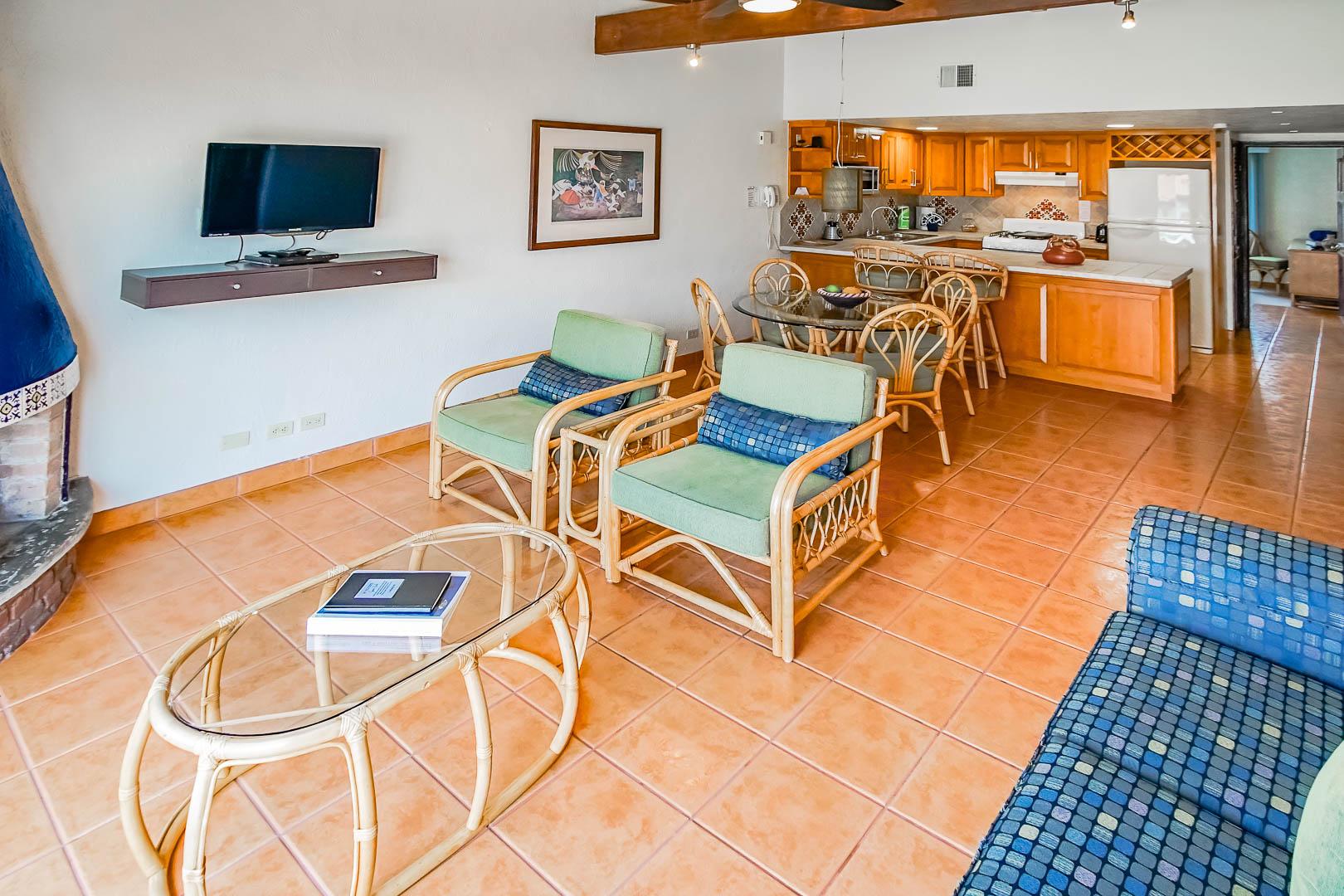 La Paloma - Living Room Area