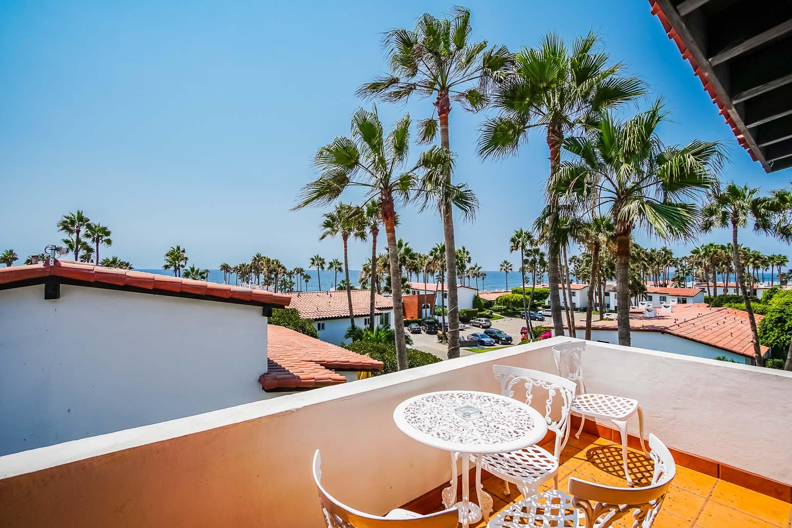 La Paloma - Balcony view