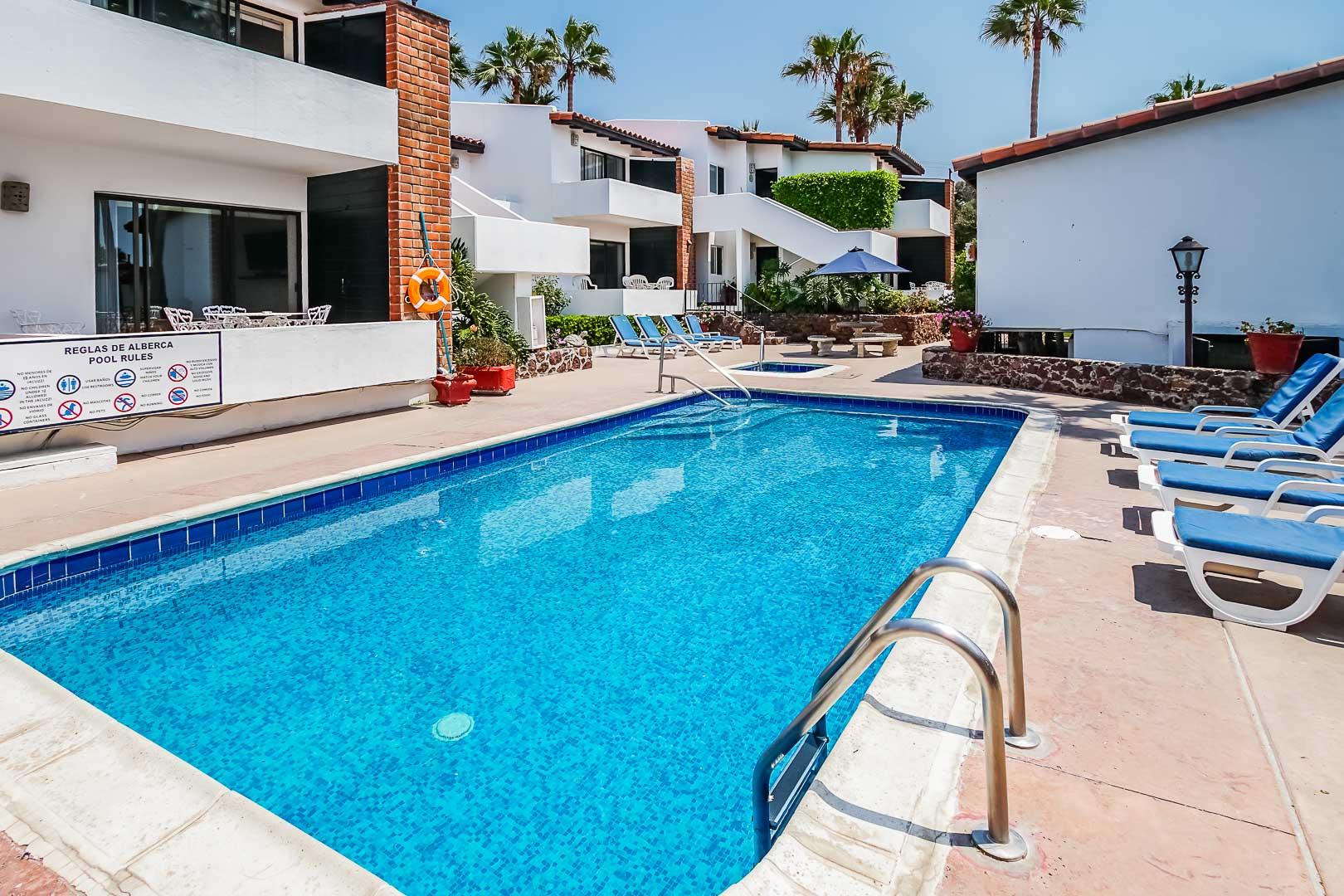 La Paloma - Pool
