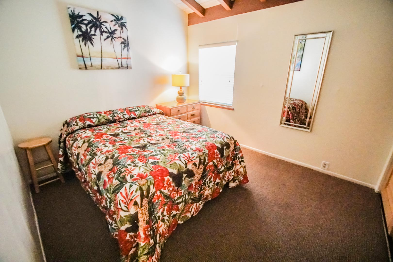 A spacious 1 Bedroom unit at VRI's Sand Dune Shores in Florida.