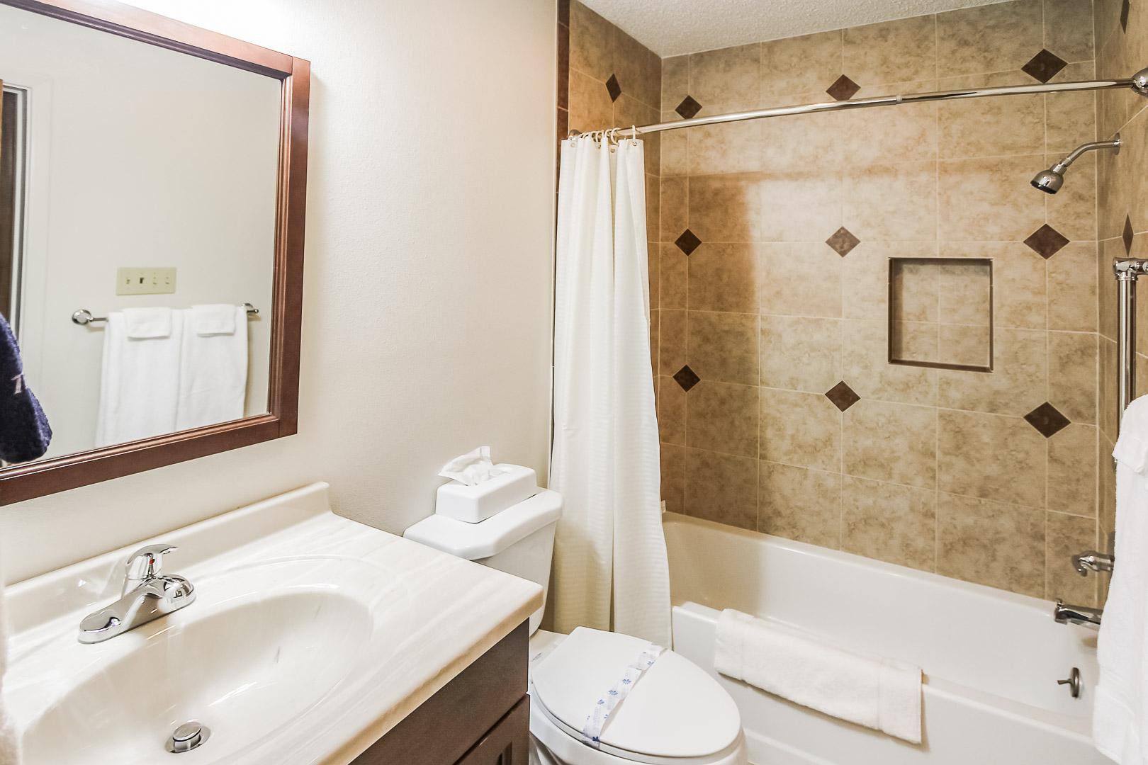 Shores at Lake Travis - Unit Amenities - Bathroom