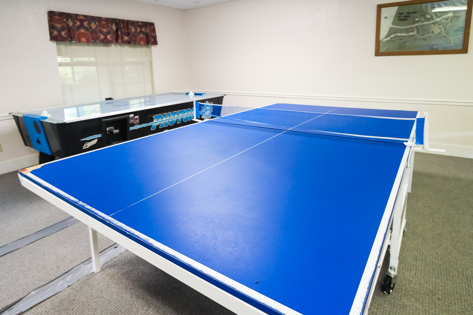 Shores at Lake Travis - Resort Amenities - Ping Pong