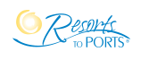 Resorts to Ports Logo